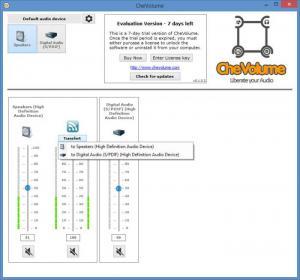 Enlarge CheVolume Screenshot