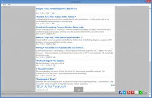 Enlarge Facebook Pro Screenshot