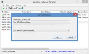 Enlarge Wireless Network Watcher Screenshot