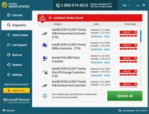 Enlarge Auslogics Driver Updater Screenshot