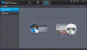 Enlarge Wondershare Video Converter Screenshot