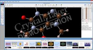 Enlarge CrystalMaker Screenshot