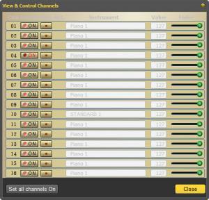 Enlarge Kanto Player Screenshot