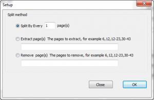 Enlarge 7Tools PDF Editor Screenshot