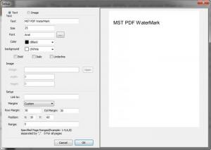 Enlarge 7Tools PDF Editor Screenshot