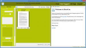 Enlarge DocuCan Screenshot
