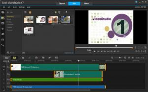 Enlarge VideoStudio Screenshot