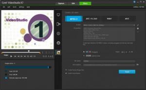 Enlarge VideoStudio Screenshot