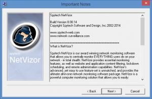 Enlarge NetVizor Screenshot