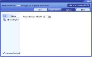 Enlarge DataNumen Disk Image Screenshot