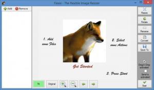 Enlarge Flexxi Screenshot