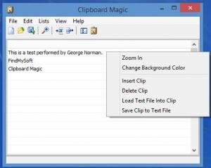 Enlarge Clipboard Magic Screenshot