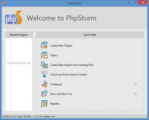Enlarge PhpStorm Screenshot