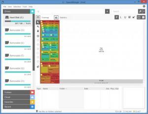 Enlarge SpaceMonger Screenshot