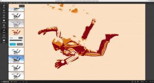 Enlarge Pixlr Screenshot