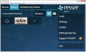 Enlarge PPSSPP Screenshot