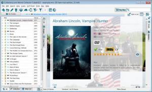 Enlarge Movie Collector Screenshot