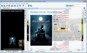 Enlarge Movie Collector Screenshot