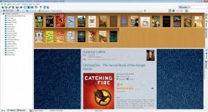 Enlarge Book Collector Screenshot