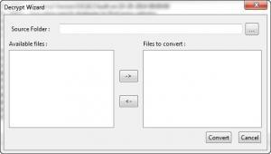 Enlarge Sony Mobile Flasher Screenshot