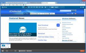 Enlarge qSnap Screenshot