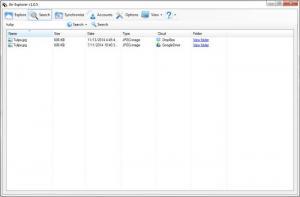 Enlarge Air Explorer Screenshot