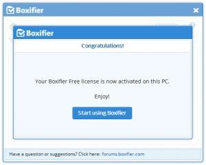 Enlarge Boxifier Screenshot