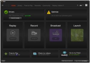 Enlarge Raptr Screenshot