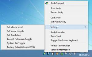 Enlarge Andy Screenshot