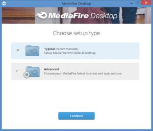 Enlarge MediaFire Screenshot