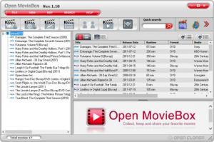 Enlarge Open MovieBox Screenshot