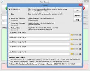 Enlarge Fast-Backup Screenshot