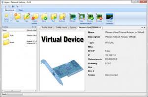Enlarge Argon Network Switcher Screenshot