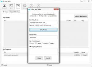 Enlarge pCloud Drive Screenshot