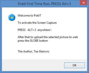 Enlarge PokIt Screenshot