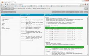 Enlarge AudioStreamer Screenshot