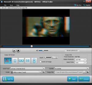 Enlarge Aiseesoft DVD Software Toolkit Screenshot