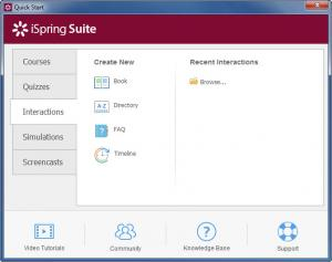 Enlarge iSpring Suite Screenshot