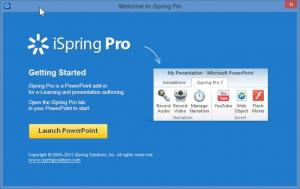Enlarge iSpring Pro Screenshot