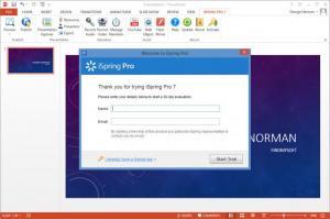 Enlarge iSpring Pro Screenshot