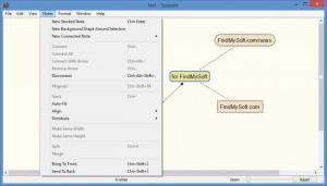 Enlarge Scapple Screenshot