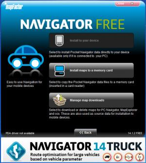 Enlarge Navigator Screenshot