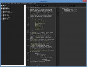 Enlarge Zed Code Editor Screenshot