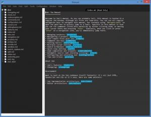 Enlarge Zed Code Editor Screenshot