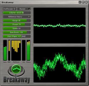 Enlarge Breakaway Audio Enhancer Screenshot