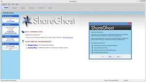 Enlarge ShareGhost Screenshot
