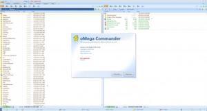 Enlarge oMega Commander Screenshot