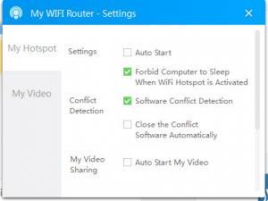 Enlarge My WIFI Router Screenshot