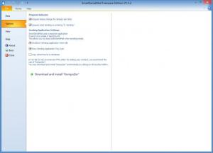Enlarge SmartSerialMail Screenshot