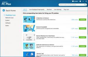 Enlarge Anvisoft PC Plus Screenshot